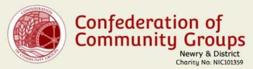 Confederation of Community Groups Newry & District