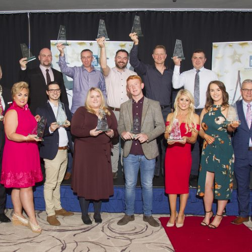 Winners - Greater Newry Area Employee Awards